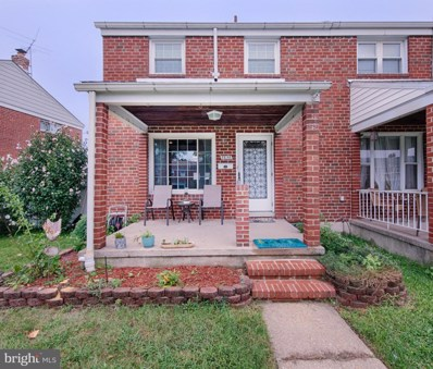 7858 Charlesmont Road, Baltimore, MD 21222 - #: 1004153732