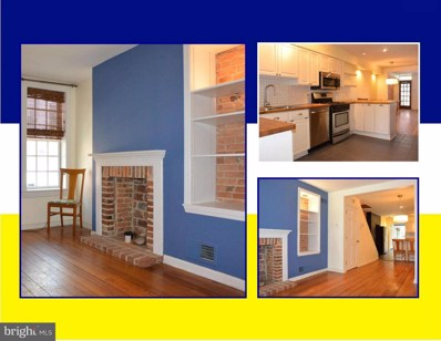 421 Sanders Street, Baltimore, MD 21230 - MLS#: 1004154495