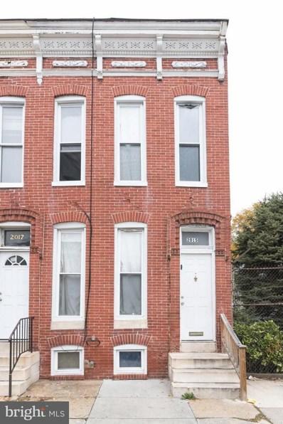 2015 Division Street, Baltimore, MD 21217 - MLS#: 1004159455
