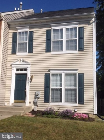 6701 Manorly Court, Frederick, MD 21703 - MLS#: 1004159533