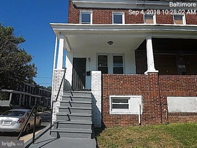 4000 Wilsby Avenue, Baltimore, MD 21218 - MLS#: 1004160184