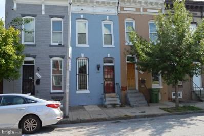2111 Jefferson Street, Baltimore, MD 21205 - #: 1004160778