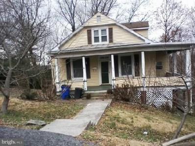 822 A Street, Brunswick, MD 21716 - MLS#: 1004161117