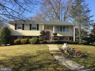1763 Longfellow Drive, Cherry Hill, NJ 08003 - #: 1004161229