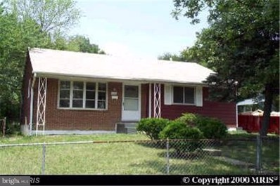 1402 Fenwood Avenue, Oxon Hill, MD 20745 - MLS#: 1004163395