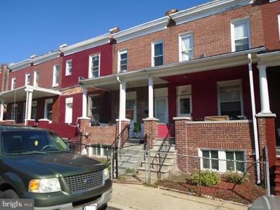 2636 Lauretta Avenue, Baltimore, MD 21223 - MLS#: 1004167731