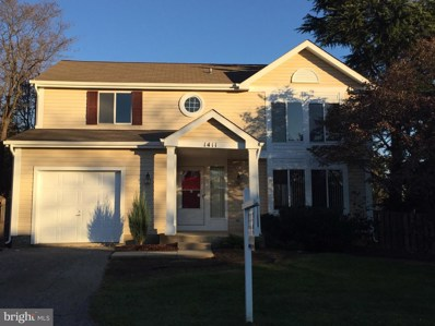 1411 Cavendish Drive, Silver Spring, MD 20905 - MLS#: 1004167749