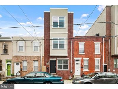 428 Cross Street, Philadelphia, PA 19147 - #: 1004170494