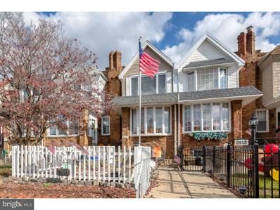 3511 Shelmire Avenue, Philadelphia, PA 19136 - MLS#: 1004172297
