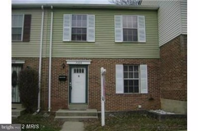 7303 Crafford Place, Fort Washington, MD 20744 - MLS#: 1004172403