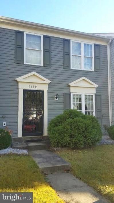 3639 Kempsford Field Place, Waldorf, MD 20602 - MLS#: 1004174969