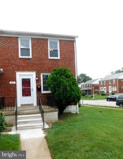 3421 Fleetwood Avenue, Baltimore, MD 21206 - #: 1004175242