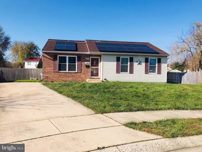 742 Nottingham Drive, Aberdeen, MD 21001 - MLS#: 1004175529