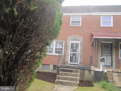 4841 Bowland Avenue, Baltimore, MD 21206 - MLS#: 1004175569