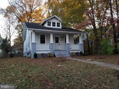 4217 Oglethorpe Street, Hyattsville, MD 20781 - #: 1004175981