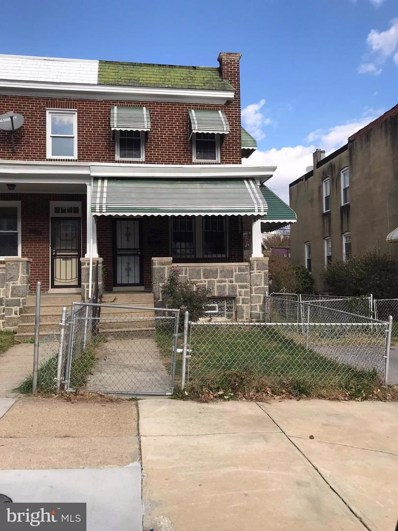 1610 Homestead Street, Baltimore, MD 21218 - MLS#: 1004176771