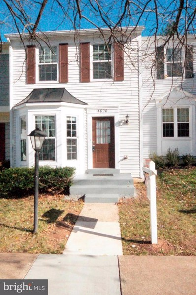 14820 Lynhodge Court, Centreville, VA 20120 - MLS#: 1004183375