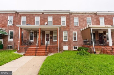 3410 Lyndale Avenue, Baltimore, MD 21213 - #: 1004184068