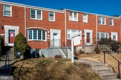 4850 Carmella Drive, Baltimore, MD 21227 - MLS#: 1004184133