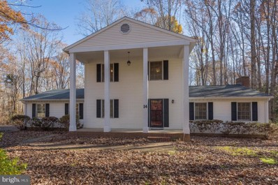 14 Winslow Road, Fredericksburg, VA 22406 - MLS#: 1004184337