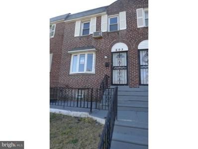 603 Raritan Street, Camden, NJ 08105 - MLS#: 1004184389