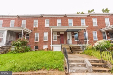 3419 Lyndale Avenue, Baltimore, MD 21213 - #: 1004187566