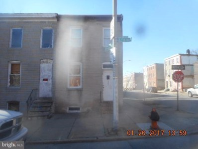 300 Fulton Avenue S, Baltimore, MD 21223 - MLS#: 1004196745