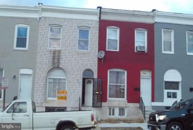 2604 Hoffman Street E, Baltimore, MD 21213 - MLS#: 1004209273