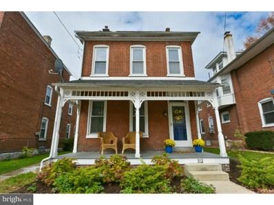 513 N Franklin Street, Pottstown, PA 19464 - MLS#: 1004210307