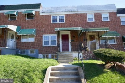 4809 Sinclair Lane, Baltimore, MD 21206 - MLS#: 1004210405