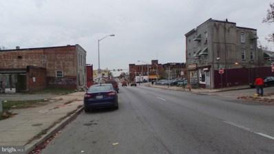 407 Monroe Street S, Baltimore, MD 21223 - MLS#: 1004210659