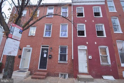 1232 Lombard Street W, Baltimore, MD 21223 - MLS#: 1004212433