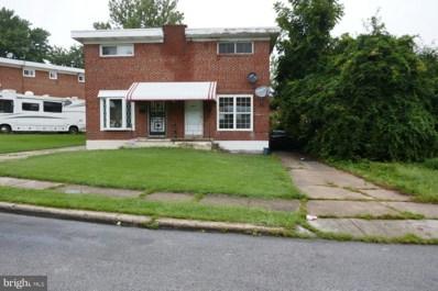 5010 Anntana Avenue, Baltimore, MD 21206 - #: 1004215496