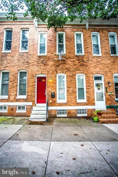 1468 Woodall Street, Baltimore, MD 21230 - #: 1004223254