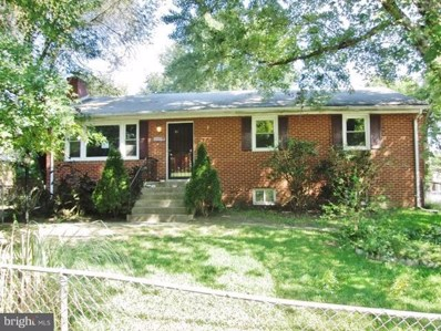 6610 Peaceful Street, Clinton, MD 20735 - MLS#: 1004225276