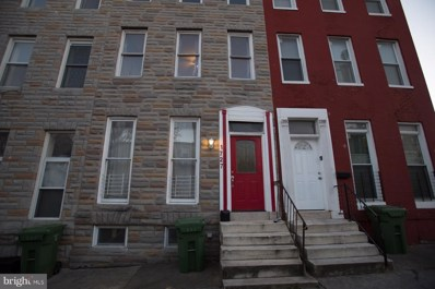 1727 Lombard Street W, Baltimore, MD 21223 - MLS#: 1004225473