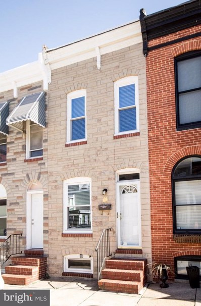1433 Henry Street, Baltimore, MD 21230 - MLS#: 1004226393