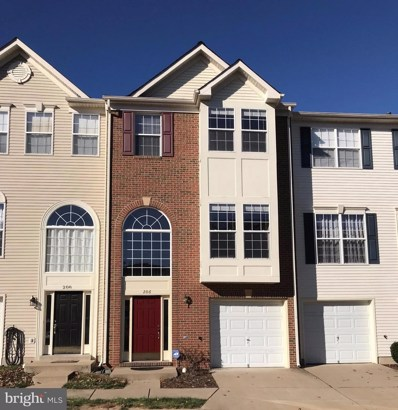 206 Chesterbrook Court, Stafford, VA 22554 - MLS#: 1004226451