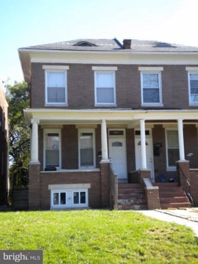 1607 Hilton Street N UNIT 2A, Baltimore, MD 21216 - MLS#: 1004228219