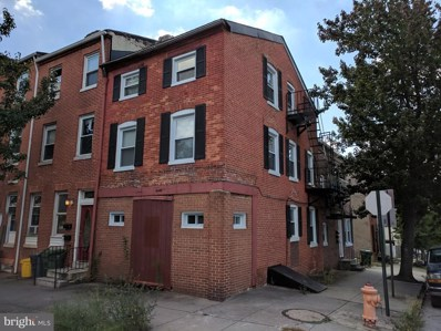869 Lombard Street, Baltimore, MD 21201 - MLS#: 1004229399