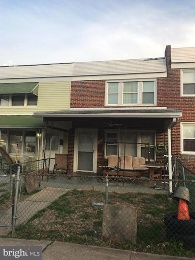 2807 Eastshire Drive, Baltimore, MD 21230 - #: 1004229417