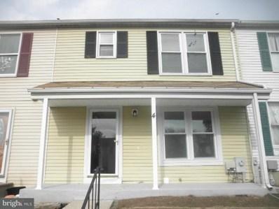 4 Craftsman Court, Reisterstown, MD 21136 - MLS#: 1004229491