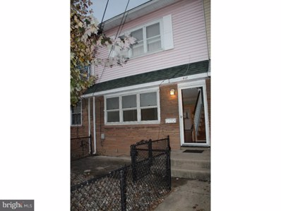 417 Bergen Street, Gloucester City, NJ 08030 - MLS#: 1004229705