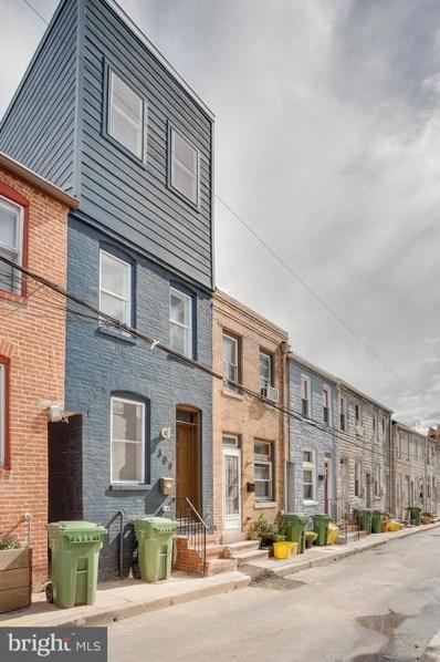 309 Duncan Street S, Baltimore, MD 21231 - MLS#: 1004230057