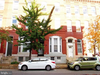 1705 Calvert Street UNIT 1-B, Baltimore, MD 21202 - MLS#: 1004231207
