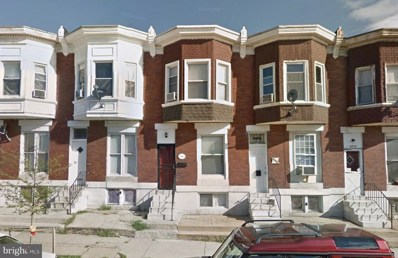 2844 Harlem Avenue, Baltimore, MD 21216 - MLS#: 1004231355