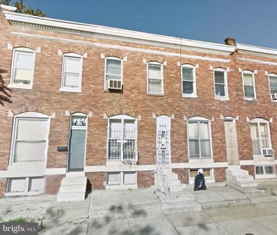 602 Glenolden Avenue, Baltimore, MD 21216 - MLS#: 1004231479