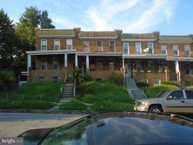 2914 Presbury Street, Baltimore, MD 21216 - MLS#: 1004231703