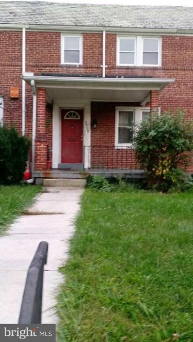 2529 Keyworth Avenue, Baltimore, MD 21215 - MLS#: 1004231709