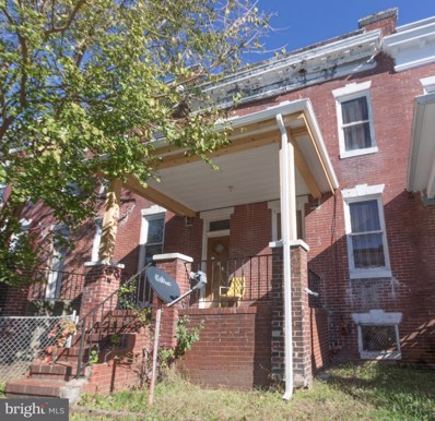613 Linnard Street, Baltimore, MD 21229 - MLS#: 1004232035